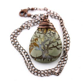 Deep Roots Necklace