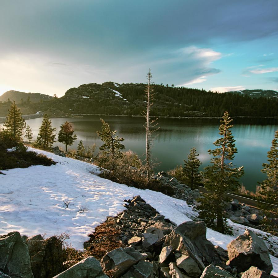 Loon Lake, California