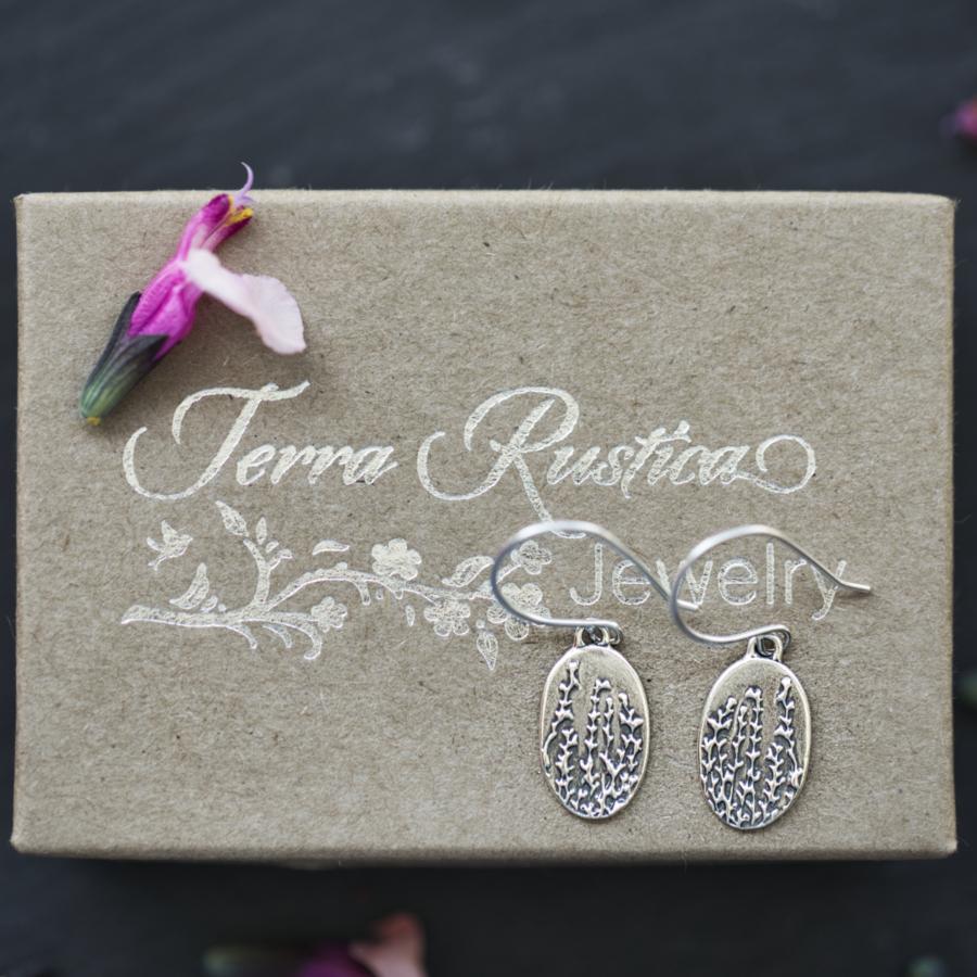 Autumn Sage Earrings