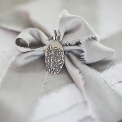 Autumn Sage Necklace