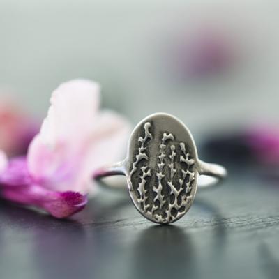 Autumn Sage Ring