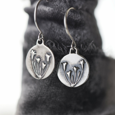 Brodiaea Earrings