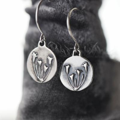 Brodiaea Earrings