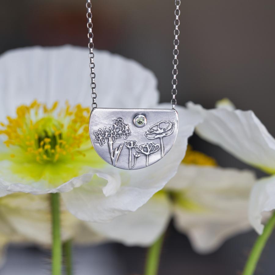 Botanicals in Bloom Necklace